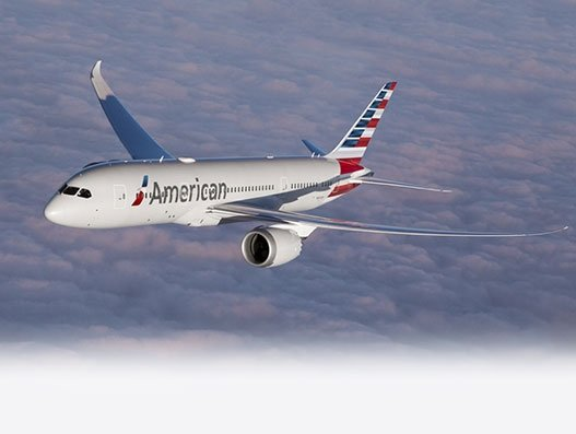 American Airlines use grounded passenger planes to move cargo