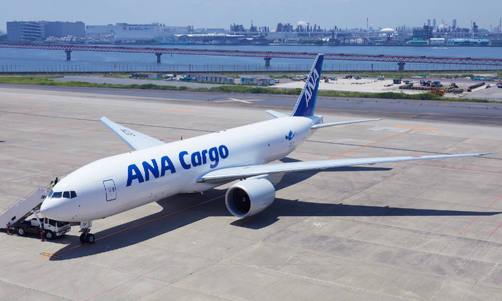 ANA Cargo approves CSafe RKN, RAP active air cargo containers for flight
