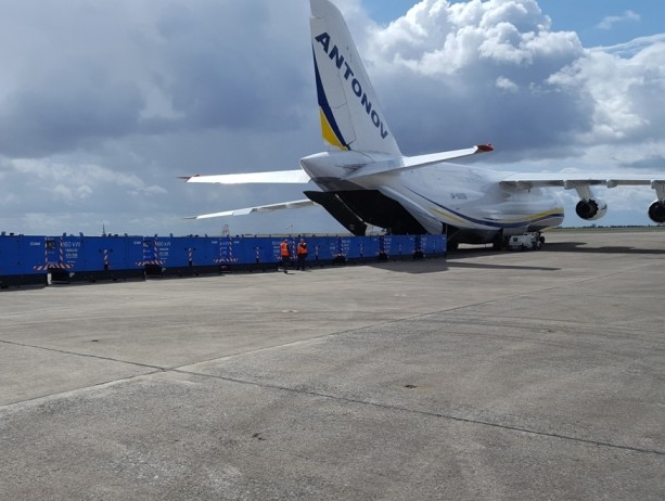 Antonov Airlines sends AN-124-100 aircraft with relief cargo to hurricane-stricken Guadeloupe