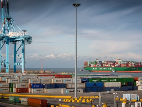 APM Terminals to sell Zeebrugge shares to COSCO Shipping Ports