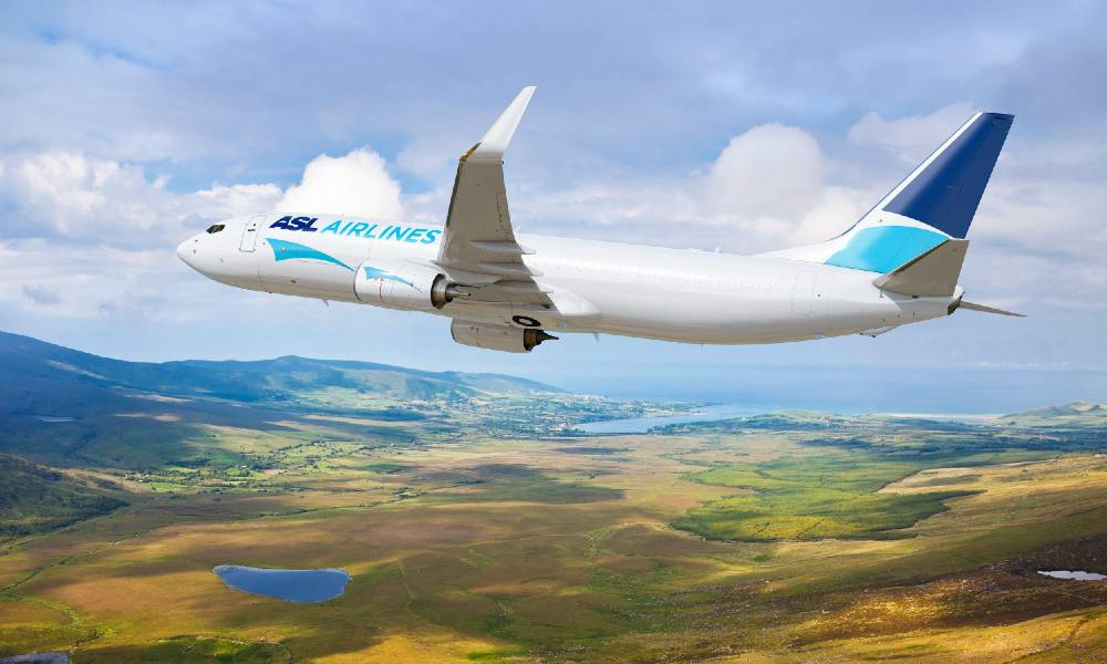 ASL confirms it will exercise options for 10 737-800BCF