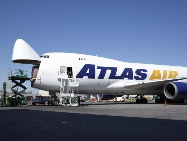 Atlas Air posts revenue rise for first quarter