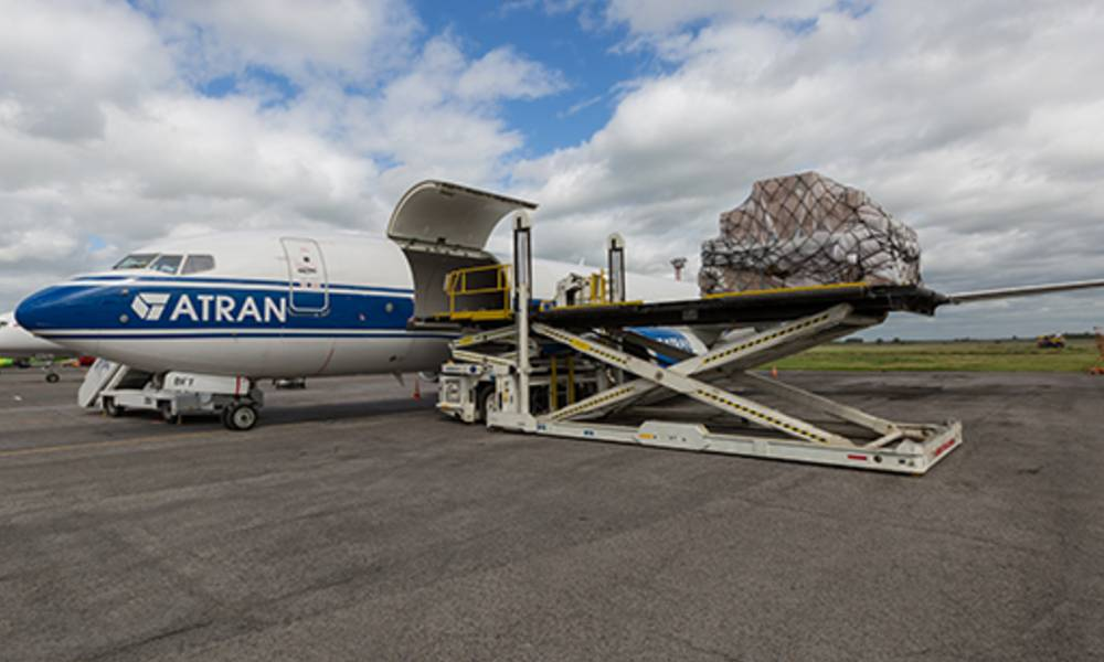 ATRAN, Volga-Dnepr organise complex multimodal delivery from Germany to Russia