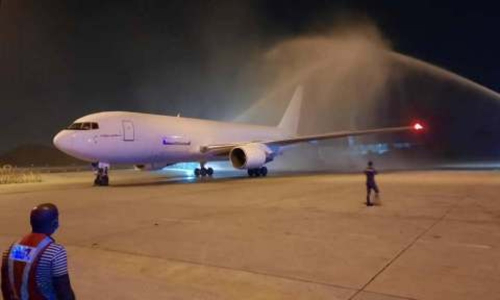 ATSG delivers third Boeing 767-200 freighter to Raya Airways