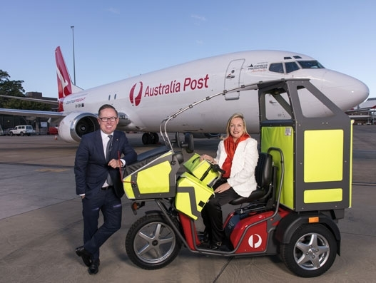 Australia Post and Qantas renew $1 billion agreement to support ecommerce