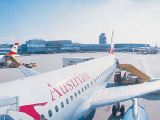 Vienna Airport and Austrian Airlines extends ground handling contract