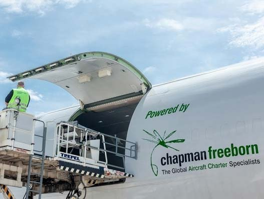 Avia Solutions Group completes acquisition of Chapman Freeborn