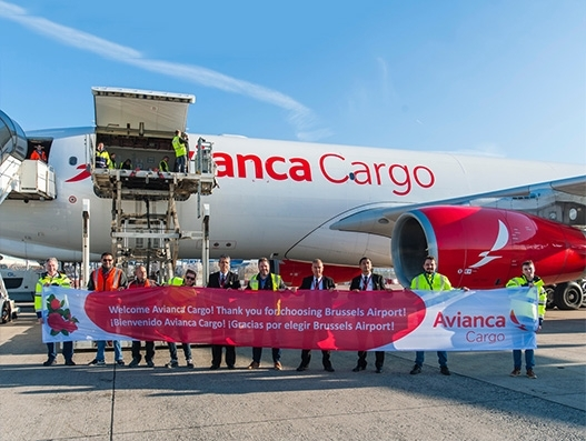 Avianca Cargo launches cargo flights to Brussels