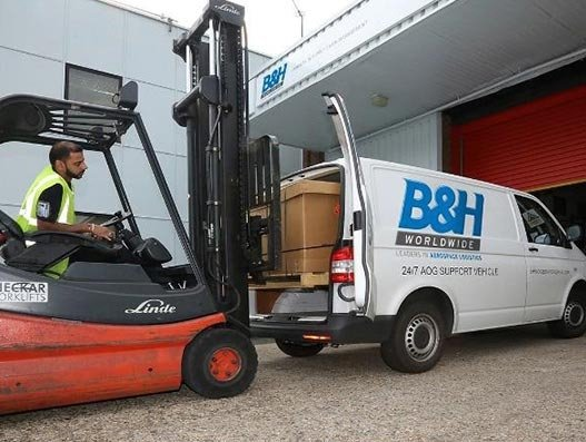 B&H Worldwide expands warehousing facility in Melbourne