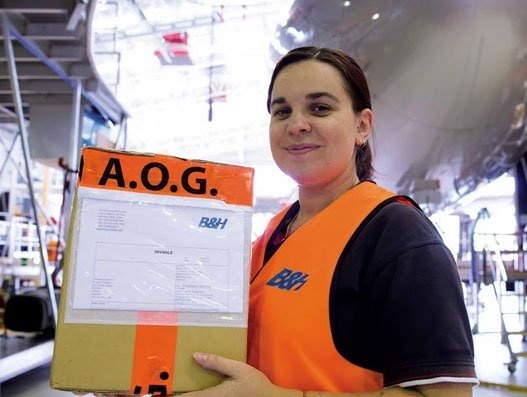 B&H Worldwide to handle AOG Technics' logistics in Germany