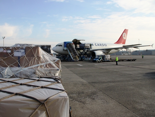 Budapest Airport records strong cargo growth in January this year