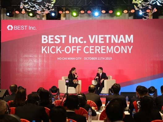 BEST enters Vietnamese market with express parcel delivery service