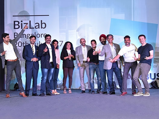Transforming ideas showcased at Airbus Bizlab Bengaluru