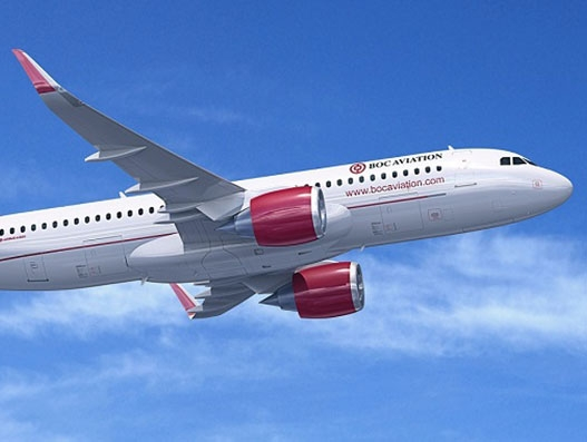 BOC Aviation orders four Boeing 787-9 aircraft
