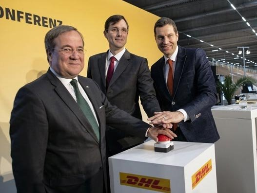 Bochum is now home to DHL Group's mega parcel centre