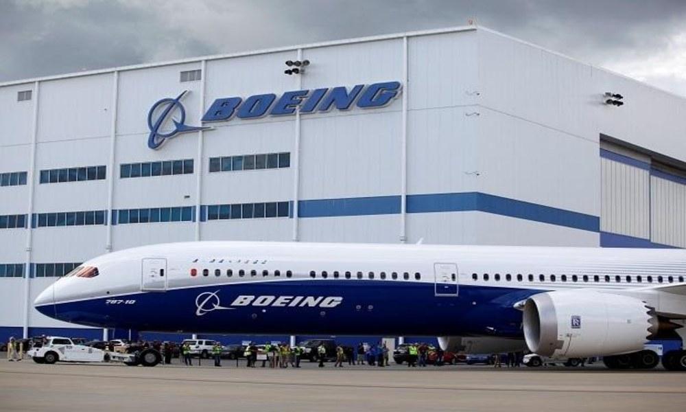 Boeing elects David L. Joyce to Board of Directors