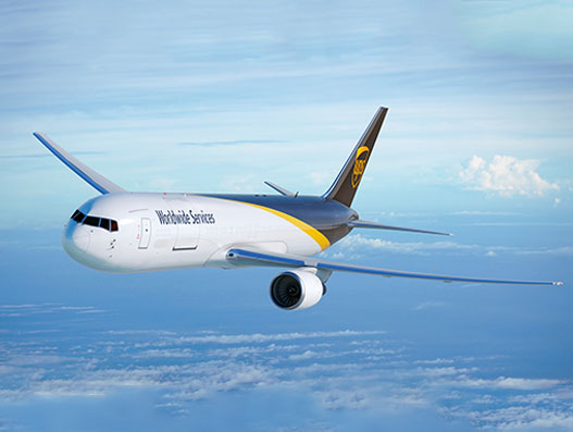 Boeing, UPS declare agreement for 767 Passenger to Freighter Conversions