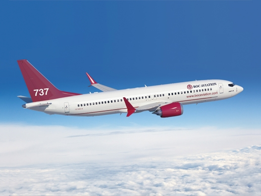 BOC Aviation orders 13 new Boeing 737 MAX 8 aircraft