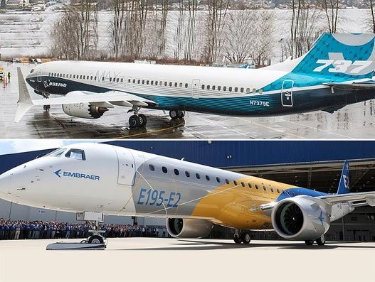 Boeing-Embraer strategic partnership postponed to early 2020