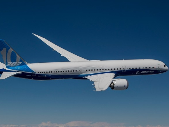 Boeing gung–ho about Middle East