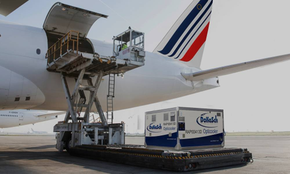Bolloré Logistics, AFKLMP Cargo successfully deliver pharma cargo from Italy to USA