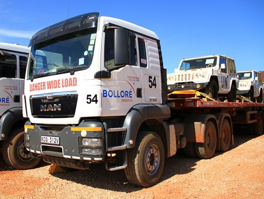 Bolloré Logistics Uganda to handle logistics for demobilisation of Japanese Self Defence Force from South Sudan