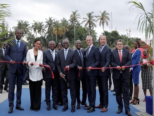 Bollore inaugurates new multimodal logistics hub in Abidjan