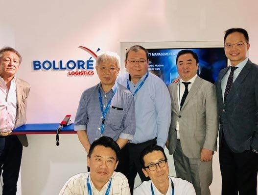 Bolloré Logistics' local hubs in Tokyo IATA CEIV Pharma certified