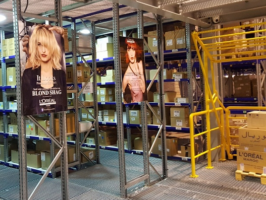 BOLLORÉ LOGISTICS teams accompany the growth of sales of L'Oréal in Morocco