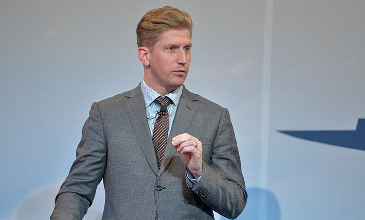 Pandemic is an emerging era for air cargo:  IATA's Brendan Sullivan