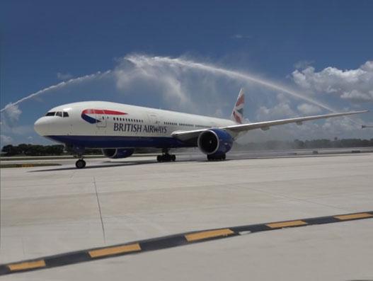 British Airways launches Fort Lauderdale-London service