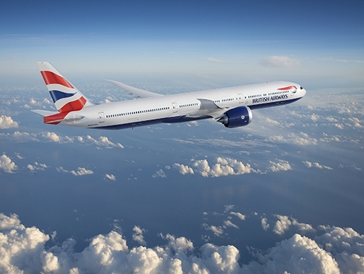 IAG's British Airways signs deal with Boeing for 42 777X jets