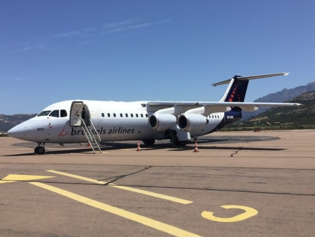 Brussels Airlines to discontinue AVRO regional jets