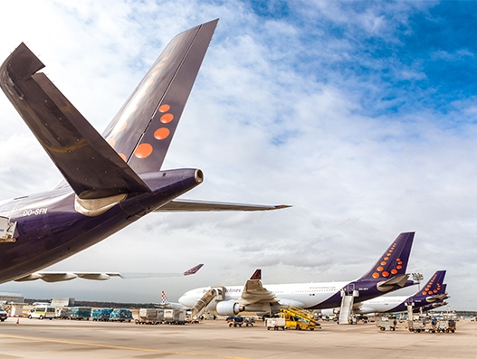 Brussels Airlines transports over 300,000 tonnes of cargo in its 15 years of operations to Africa