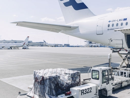 Building Confidence in Pharma  Air freight