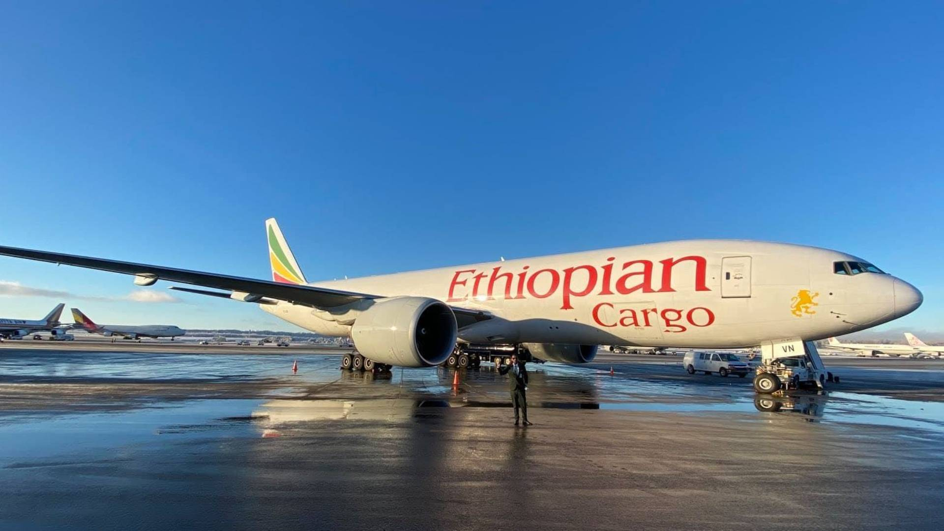 Cainiao, Ethiopian Airlines partner to launch cold chain air freight for vaccine transportation