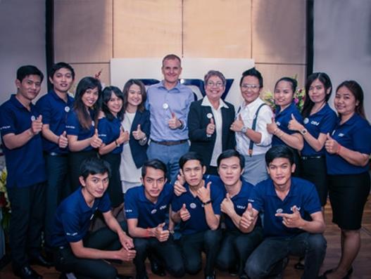 DSV open for business in Cambodia
