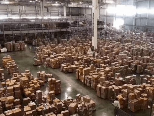 Cargo operations at Chinese airports hit breakpoint; freight rates slump