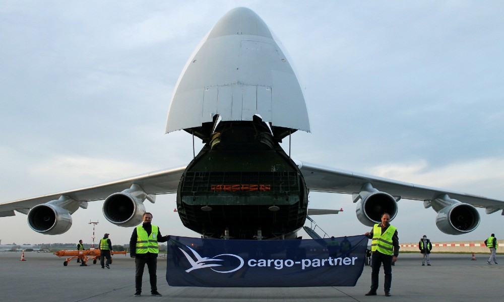 cargo-partner offers weekly charter flights from Asia to Europe