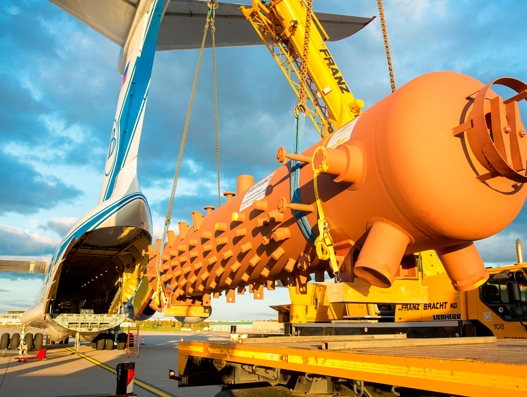 Air cargo leads the project cargo race