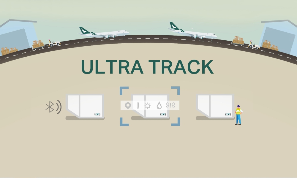 Cathay Pacific Cargo announces global rollout of Ultra Track