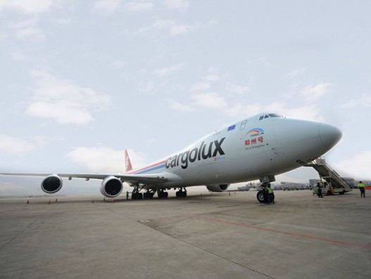 Cargolux deepens ties with China's largest banks