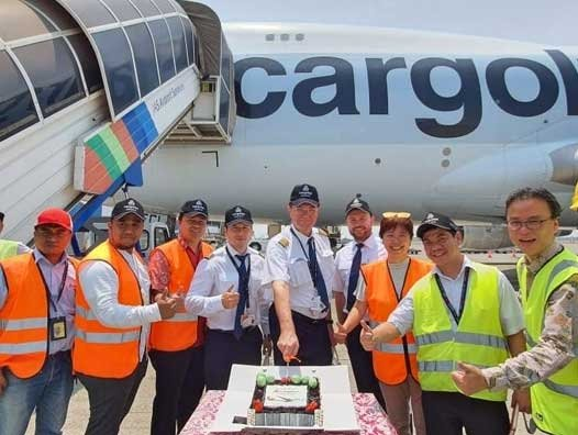 Cargolux increases frequency on Jakarta route