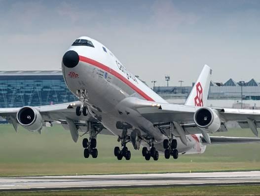 Cargolux's 3500th flight lands at Budapest