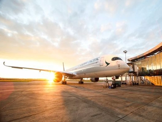 Cathay Pacific's cargo business suffers decline in July