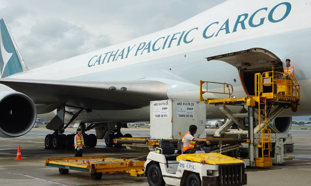 Cathay Pacific, Airlink partner to help in disaster relief throughout Asia