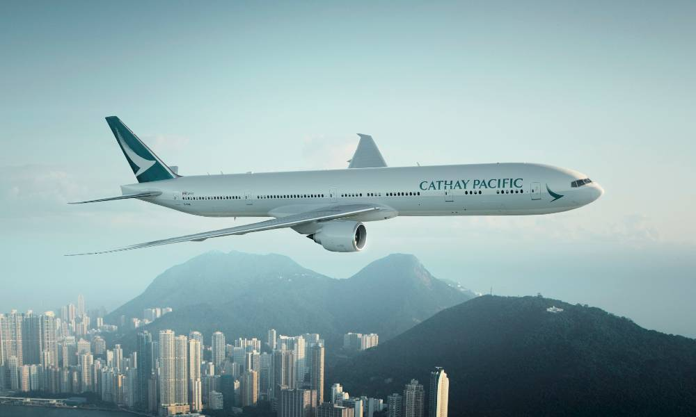 Cathay Pacific Cargo launches new freighter service to Riyadh