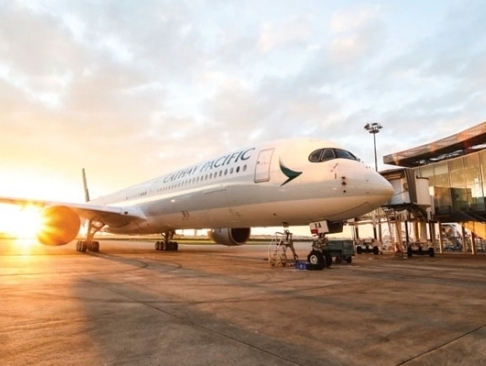 Cathay Pacific Group reports 14% fall in August cargo; announces capacity cuts