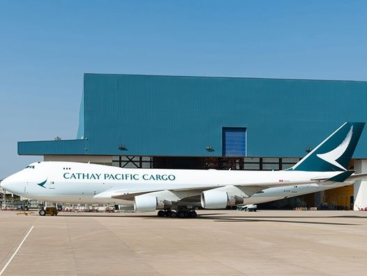 Cathay Pacific Group sees 7% fall in cargo and mail figures in February; posts HK$2 bn overall loss
