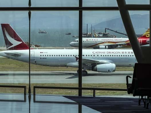 Cathay Pacific passenger capacity to run at 4%